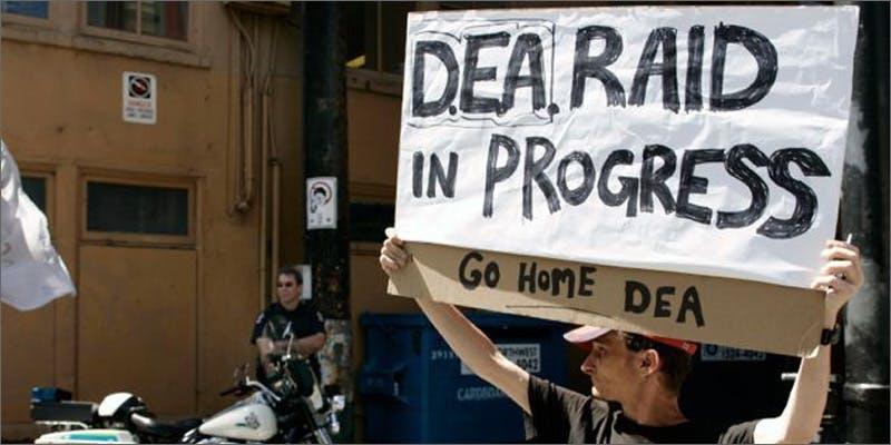 raid grassroot Success: Judge Approves Dying Woman Access To Medical Marijuana