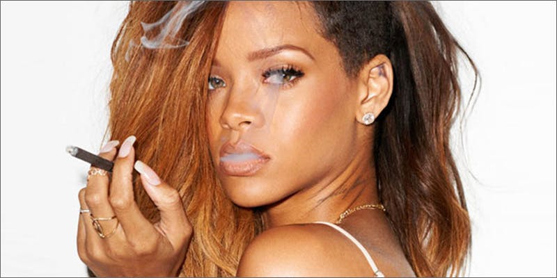 Rihanna launches MaRihanna brand