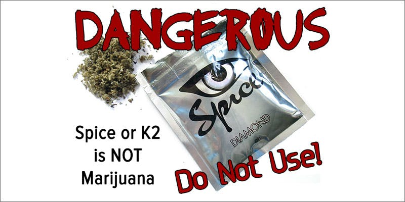 spice danger 10 Cannabis Drinks You Must Try