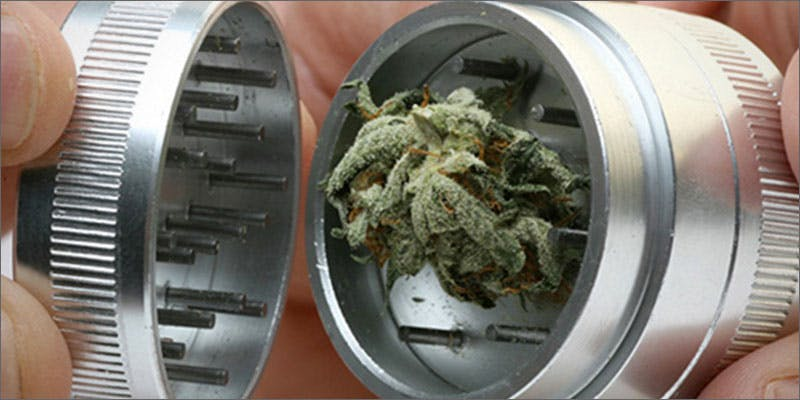 stoner grinders Could Weed Be In Liquor Stores Soon?