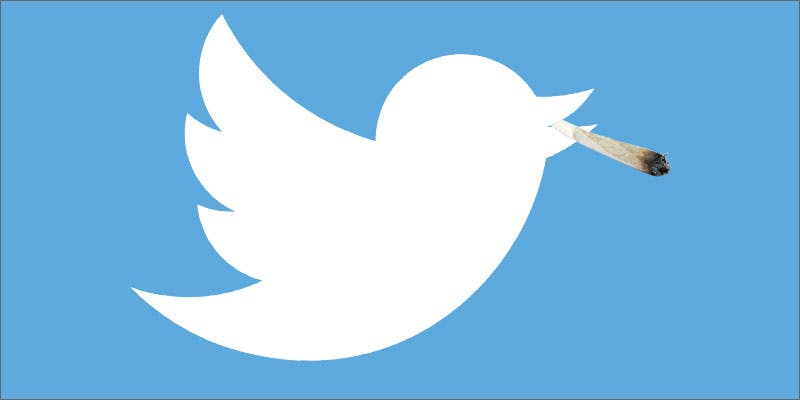 Tweets about weed