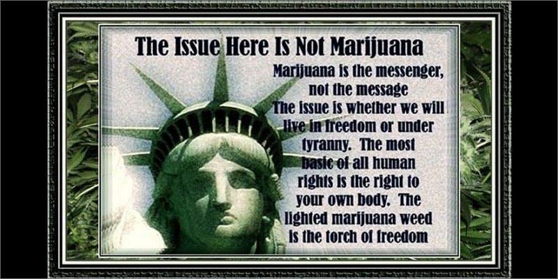 war liberty Success: Judge Approves Dying Woman Access To Medical Marijuana