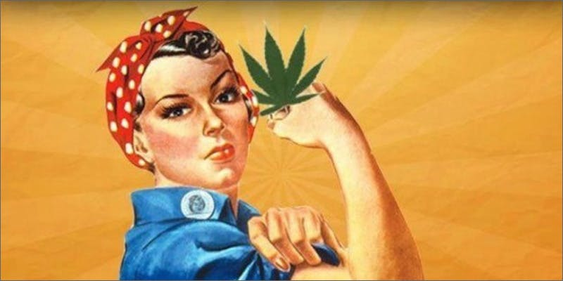 Women in the cannabis industry