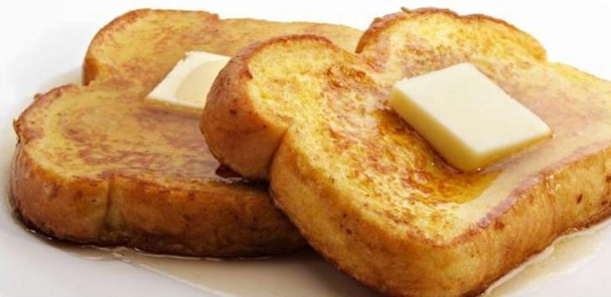 Cannabanana Bread French Toast Herb