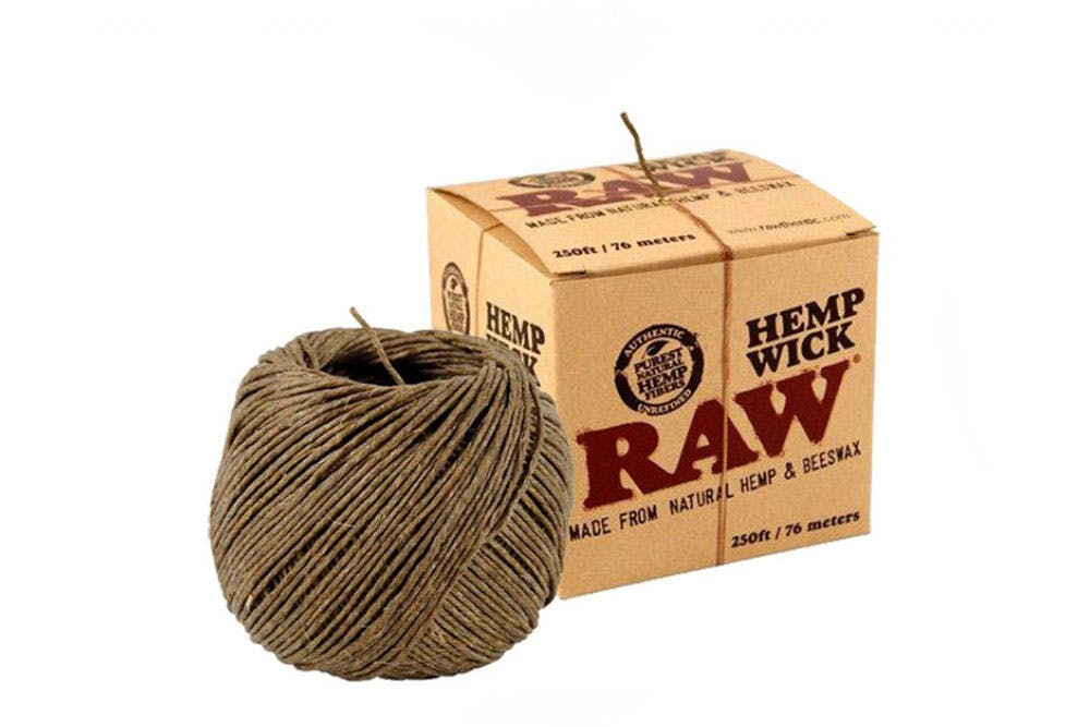 Hemp Wick Why You Should Be Using Hemp Wick For Smoking2 2 Dumbasses With Weed Get Paranoid And Turn Themselves In