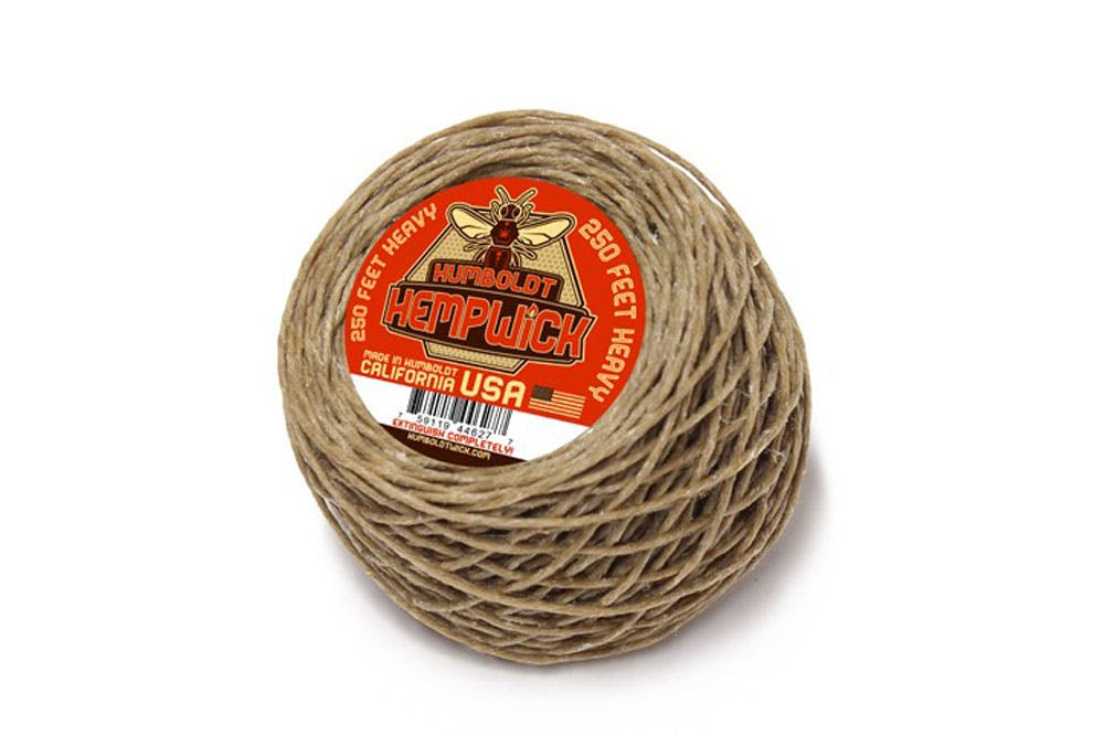 Hemp Wick Why You Should Be Using Hemp Wick For Smoking4 2 Dumbasses With Weed Get Paranoid And Turn Themselves In