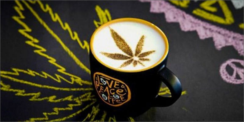 coffee cup Could Weed Be In Liquor Stores Soon?