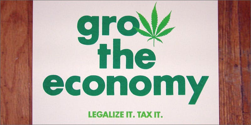 congress economy Could Weed Be In Liquor Stores Soon?