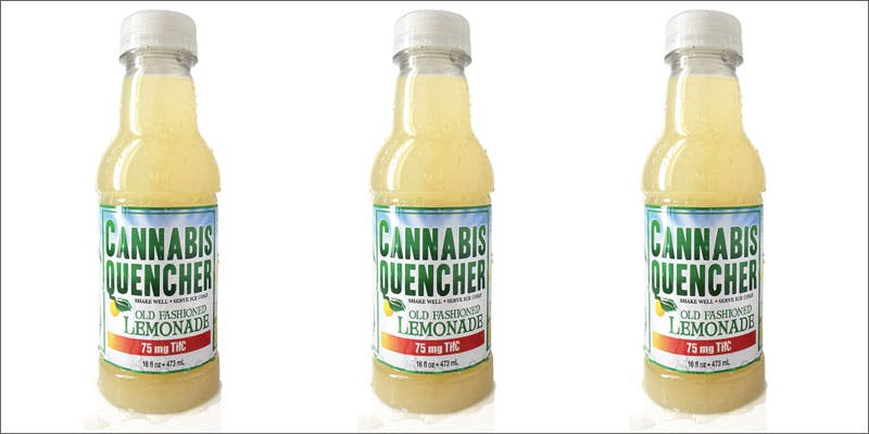 drinks cannabisquencher 10 Cannabis Drinks You Must Try