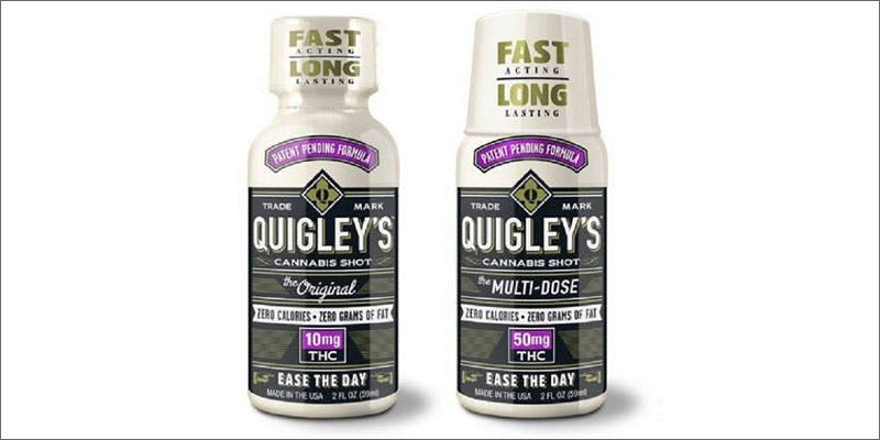 drinks quigleys 10 Cannabis Drinks You Must Try