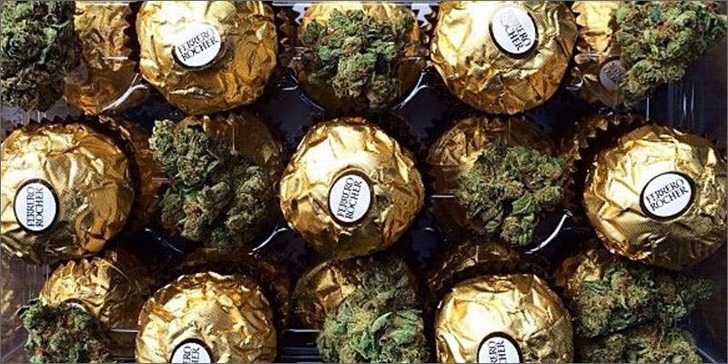 gifts chocolate Could Weed Be In Liquor Stores Soon?