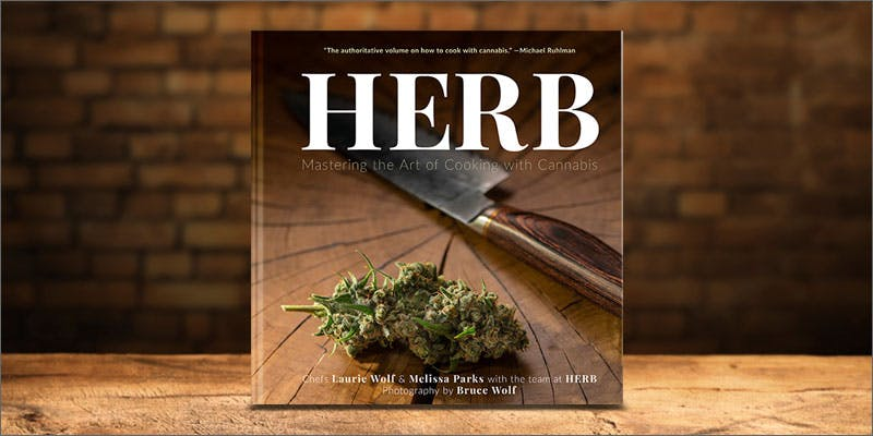 gifts cookbook Could Weed Be In Liquor Stores Soon?