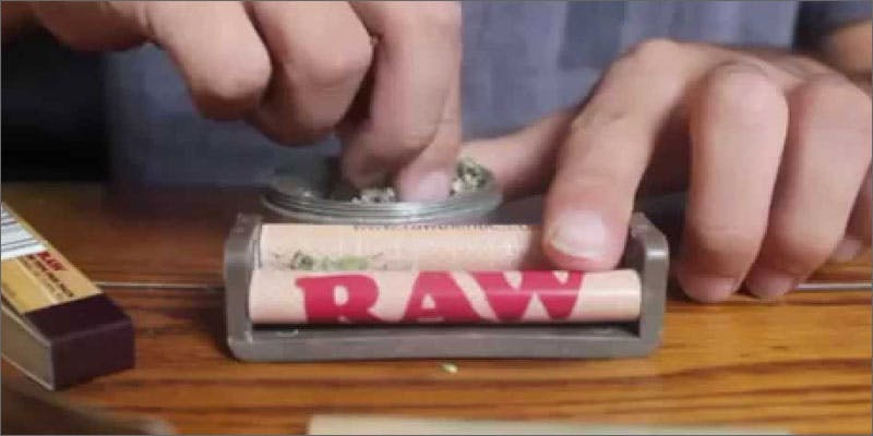 gifts rolling machine Could Weed Be In Liquor Stores Soon?