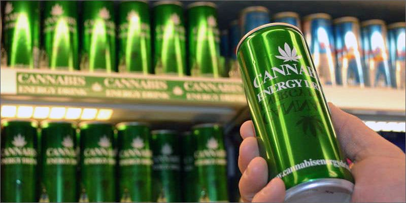 green rush drink 10 Tasty Adult Treats That Will Remind You Of Your Childhood