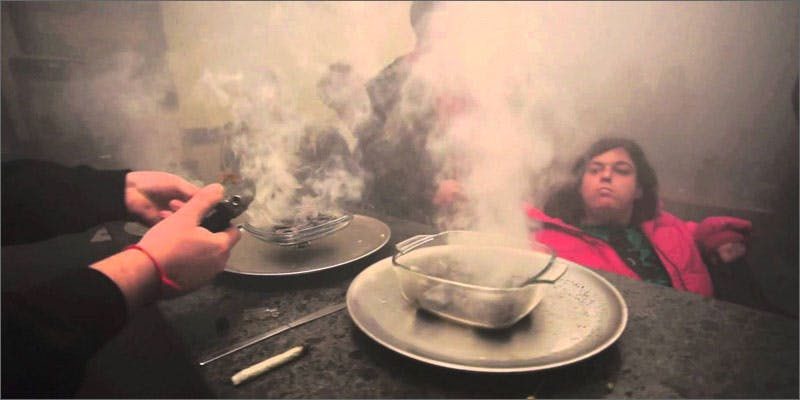 how to hotbox