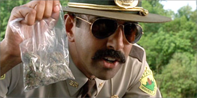 hotbox trooper Could Weed Be In Liquor Stores Soon?
