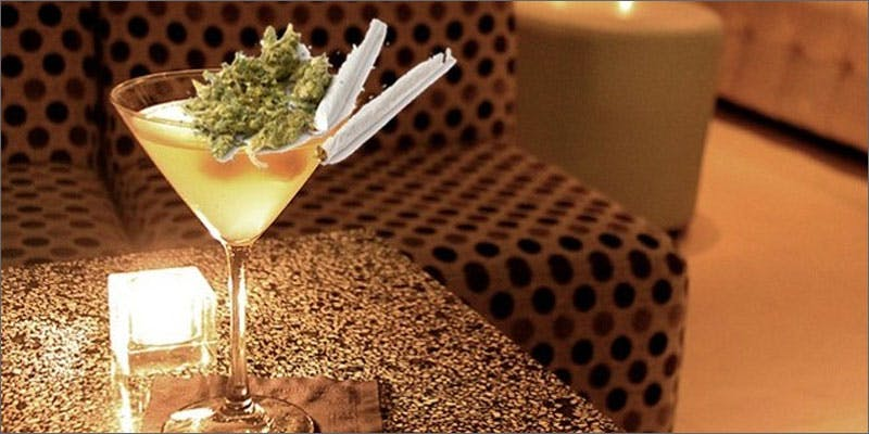 liquor cocktail 2 Dumbasses With Weed Get Paranoid And Turn Themselves In