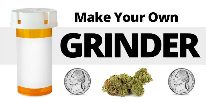 how to make a grinder