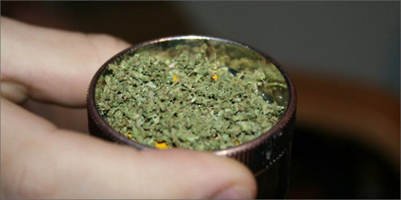 make grinder ground weed Could Weed Be In Liquor Stores Soon?