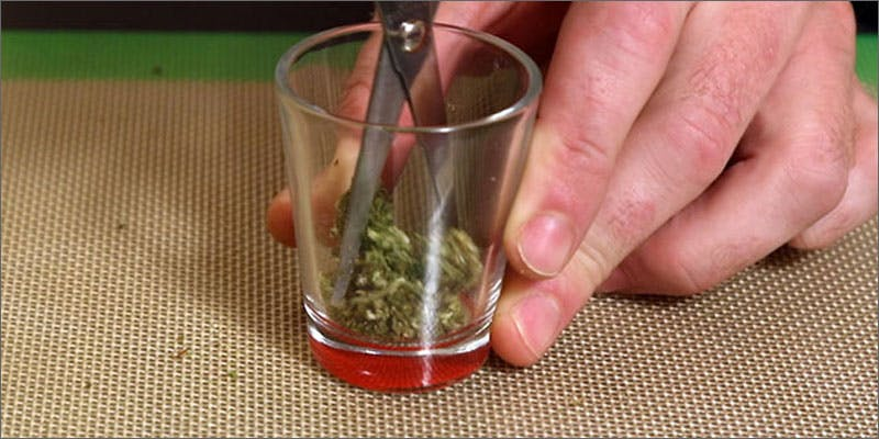 make grinder shot How To Make A Grinder Quick And Cheap