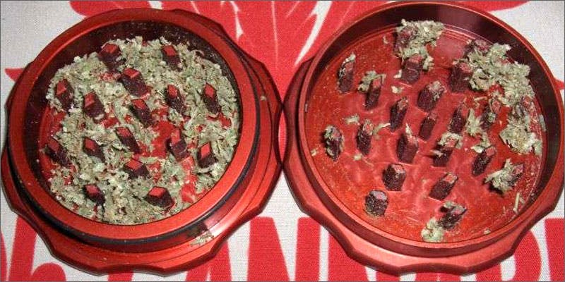 pack bowl grind Could Weed Be In Liquor Stores Soon?
