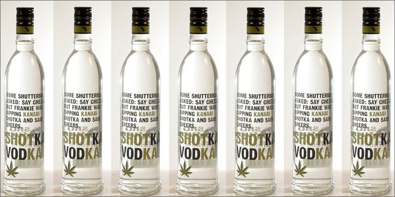 shotka bottle Could Weed Be In Liquor Stores Soon?