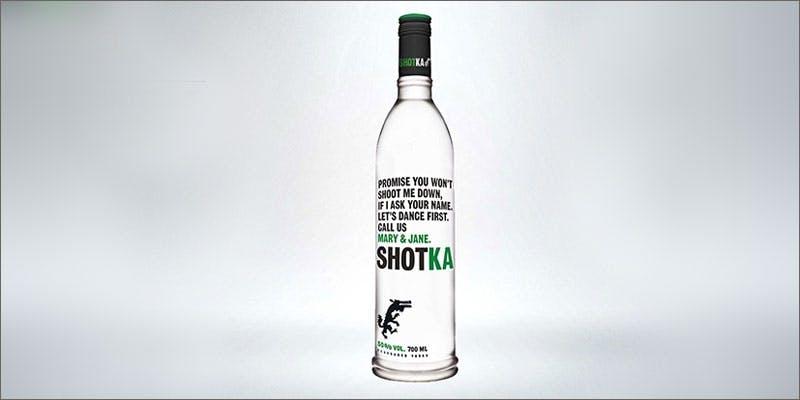 shotka cannabis vodka