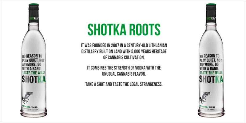 shotka text Could Weed Be In Liquor Stores Soon?