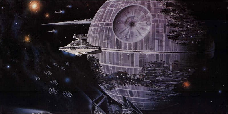 starwars deathstar Could Weed Be In Liquor Stores Soon?