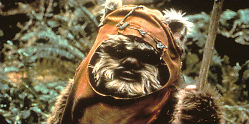 starwars ewok Could Weed Be In Liquor Stores Soon?
