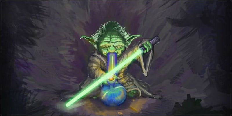 starwars jedi Could Weed Be In Liquor Stores Soon?