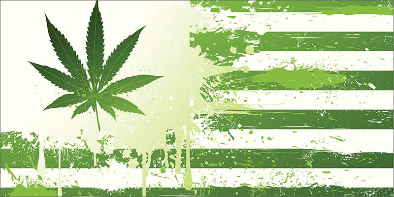 washington regulation flag Congress Wont Let Washington D.C. Regulate Marijuana...Still