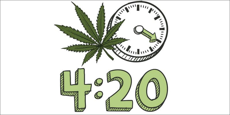 What does 420 mean in dating