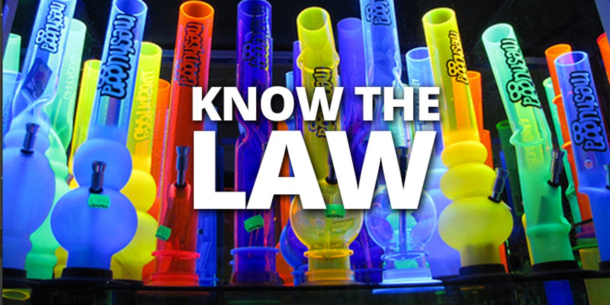 What Are The U S  Drug Paraphernalia Laws? | Herb