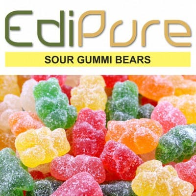 baker 1 gummy bears 400x400 10 Tasty Adult Treats That Will Remind You Of Your Childhood