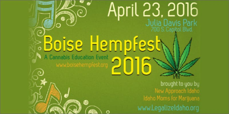 boise hempfest 10 Tasty Adult Treats That Will Remind You Of Your Childhood