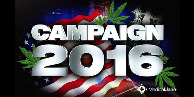 campain 2016 2 Dumbasses With Weed Get Paranoid And Turn Themselves In
