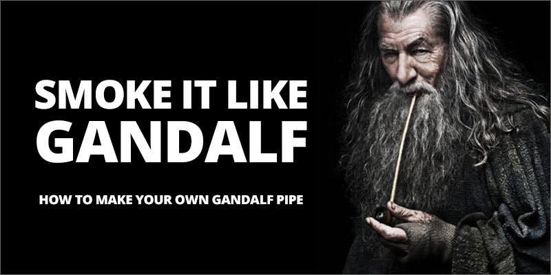 gandalf pipe