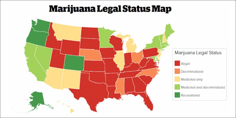 marijuana legal states 2 Dumbasses With Weed Get Paranoid And Turn Themselves In
