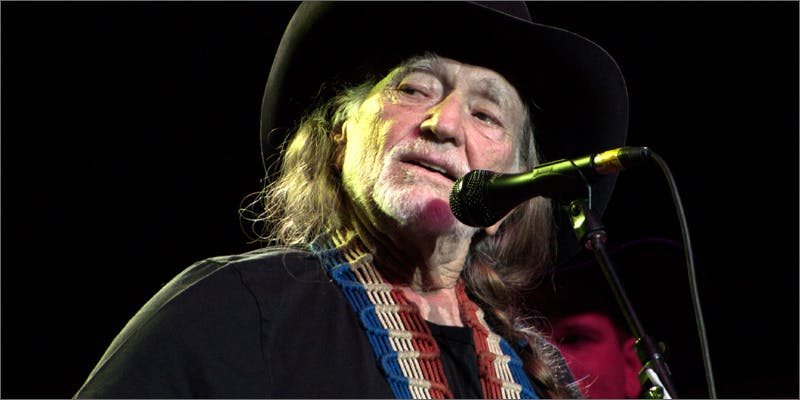 willie nelson 10 Tasty Adult Treats That Will Remind You Of Your Childhood