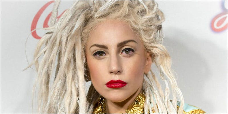 2 lady gaga Cannabis Prohibition Is Wasting Lives And Eating Your Tax Dollars