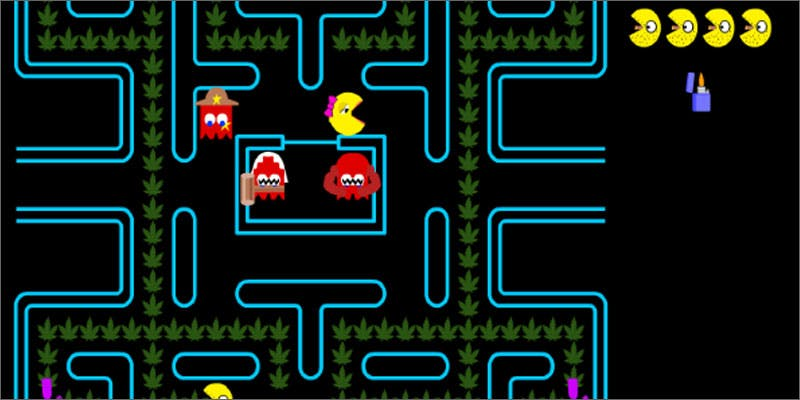 4 weed pacman Marijuana And Pregnancy #2: Does Marijuana Have An Impact On Fertility?
