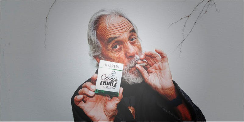 chong on weed snoop ci 1 Chevy Chase and Bill Murrays Marijuana Mission