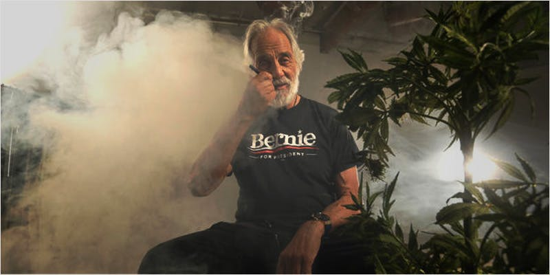 chong on weed snoop ci 2 Chevy Chase and Bill Murrays Marijuana Mission