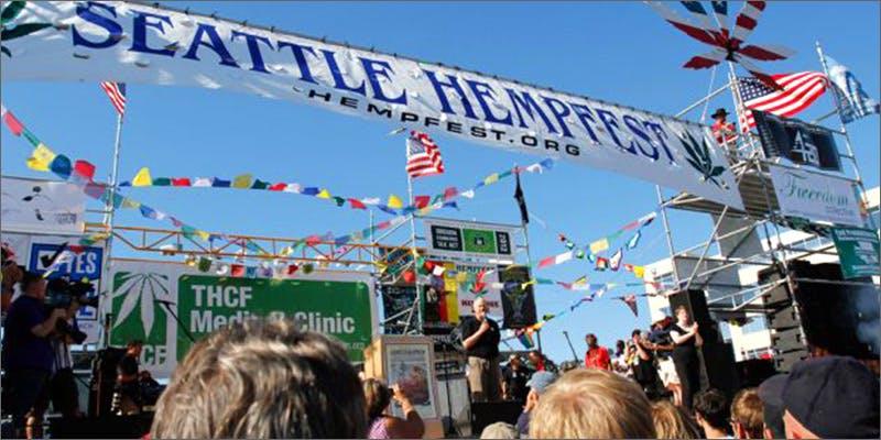 hempfest Chevy Chase and Bill Murrays Marijuana Mission