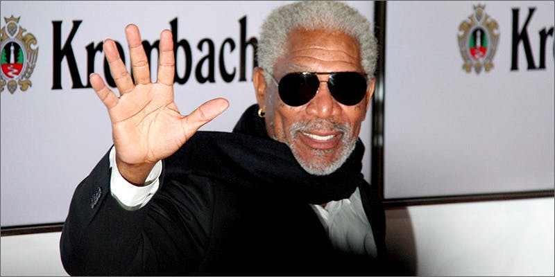 morgan freeman Worlds Most Famous Reggae Name Launches Own Weed Line