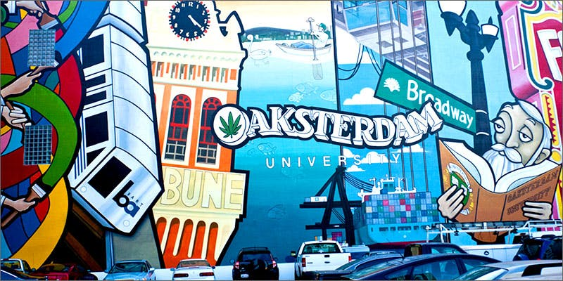 oaksterdam Welcome To Americas First Cannabis College