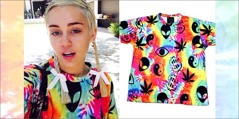 1 celeb wardrobe miley cyrus These People Cried When High And The Reasons Are Hilarious