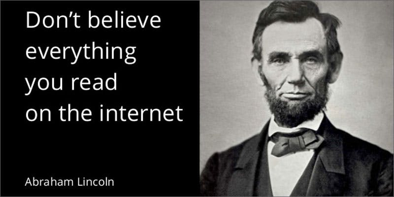 1 dudbud lincoln quote These People Cried When High And The Reasons Are Hilarious