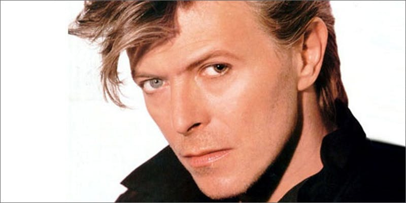 bowie These People Cried When High And The Reasons Are Hilarious
